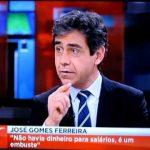 Os 3 embustes do regresso de José Sócrates – por José Gomes Ferreira – SIC – 28 de Março
