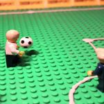 Os melhores momentos do Europeu de Futebol…com legos