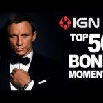 Os melhores momentos dos filmes de James Bond – 007