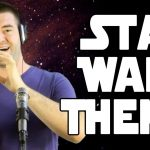 Para os amantes de Star Wars – Cover do tema principal só com vozes