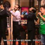 Pedro Fernandes – David Antunes & the Midnight Band – O Governo –  5 Para a Meia Noite – RTP1