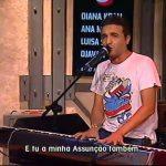 Pedro Fernandes – David Antunes & the Midnight Band – Assunção – 5 Para a Meia Noite – RTP1