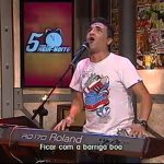 Pedro Fernandes – David Antunes & the Midnight Band – Santos Populares – 5 Para a Meia Noite – RTP1