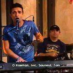 Pedro Fernandes – Jorge Jesus -David Antunes & The Midnight Band – 5 Para a Meia Noite – RTP1