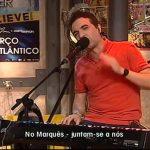 Pedro Fernandes – Manifestação – David Antunes & The Midnight Band – 5 Para a Meia Noite – RTP1