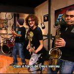 Pedro Fernandes – Tony Carreira na versão – AC-DC – Highway to Hell – 5 Para a Meia Noite – RTP1