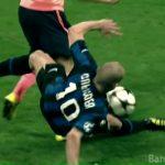 Pelos vistos o Barcelona tem tido uma mãozinha dos árbitros