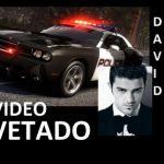 Publicidade do Need for Speed com o David Villa