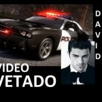 Publicidade do Need for Speed com o David Villa