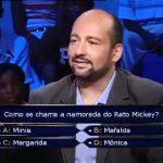 Quem Quer Ser Milionário – Angola – Quem é a Namorada do Mickey?