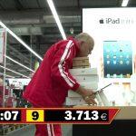 Quimbé – Cliente 50 milhões Media Markt – Os 2 minutos de ouro!