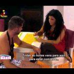Rúben dá na cabeça a Tatiana – Casa dos Segredos 3 – Secret Story 3 – TVI