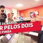 """Salvador Sobral – """"Amar Pelos Dois"""" – Versão Pimba – RFM"""
