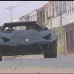 Se não tens dinheiro para comprar um Lamborghini constrói um