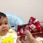 Solução Infalível para as crianças/bebés que nunca querem comer
