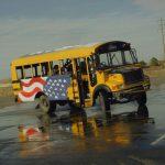 Super autocarro escolar