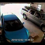 Tá difícil meter o carro na garagem