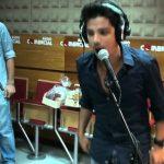 Vasco Palmeirim canta – Tu Estás Mais Forte – Boss AC – Rádio Comercial