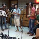 Vasco Palmeirim – Ficarei – Jorge Jesus – Benfica – Anjos – Rádio Comercial – 5 de Junho
