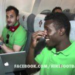 Vídeo da celebração da vitória da seleção nacional depois de ter vencido a Holanda – Euro 2012