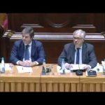 Vídeo – Deputado e secretário de Estado lutam por microfone