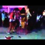 """Vídeo – """"Stript"""" em jardim de Coimbra"""