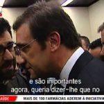 Você está a enterrar o país, Pedro Passos Coelho…TVI