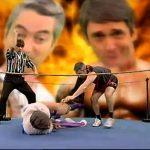 Wrestling – Cavaco Silva vs José Sócrates – AntiCrise – RTP1
