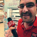 Zé Coimbra dá banho de iogurte Yoplait à Carla Rocha – RFM