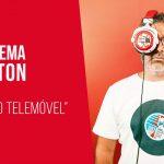 """Nilton – Telefonema – """"Eu Parti o Telemóvel"""" – RFM"""